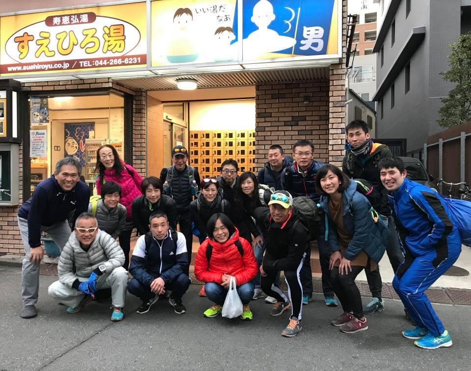 2019初詣ラン(報告) 02